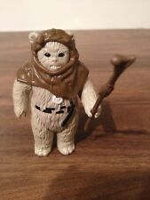 Star Wars Chief Chirpa Ewok 1983 complete 100% original vintage COO ROTJ