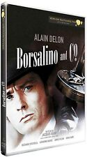 Borsalino & Co Combo DVD Alain Delon, Reinhard Kolldehoff, Jacques Brand New