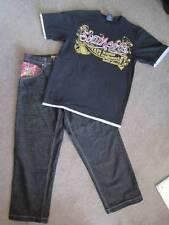 Mens 2pc. Outfit Jeans & T-Shirt SouthPole Sz. 32  X 29    NICE!!!!