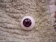 AcRyLiC EyEs 22MM ViOLeT BrOwN FoR ReBoRn