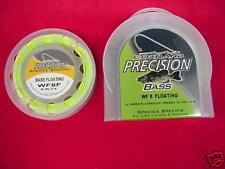 Cortland Fly Line Precision Bass/Big GREAT NEW