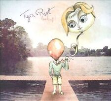 Audio CD Look Up - Tiger Riot - Free Shipping