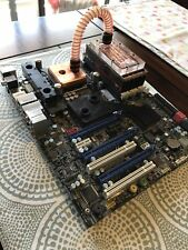 EVGA LGA 1366 Intel X58 3X SLI w/ i7 980x and 24GB Corsair Dominator GT Hydro