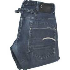 G-Star Blade Men Blue Skinny Slim Jeans W34 L36 (47828)