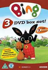BING 1-3 BOX SET (DVD) (New)