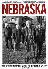 NEBRASKA (BRAND NEW) DVD, 2014 WS) Bruce Dern, Will forte, FREE SHIPPING