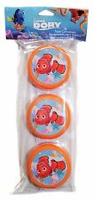 3x Disney Finding Dory Nemo Figural Easter Eggs Treat Container Party Favor 3ct