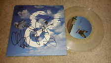 """Muse Butterflies & Hurricanes band signed autograph 7"""" EP Very Rare"""