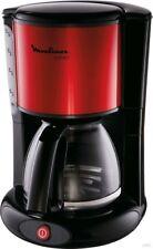 Moulinex FG360D Subito Machine à Café Rouge Métal