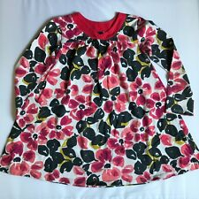 Tea Collection Girl's A-Line Floral Dress Size 6