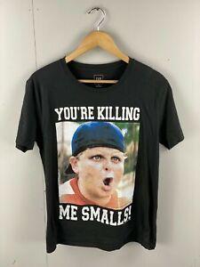 GAP Men's Short Sleeve T Shirt - You're Killing Me Smalls - Size Medium - Black