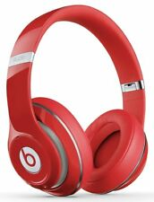 Beats by Dr. Dre Studio 2.0 Over Ear-Headphones - Red.