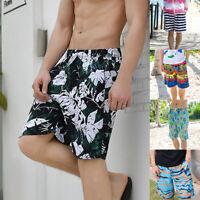 Mens Beach Board Shorts Surf Swimming Shorts Sports Swim Trunks Swimwear