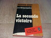 LA SECONDE VICTOIRE / MORRIS WEST