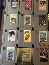 Nintendo NES Games Clean & Tested Mega Man Super Mario Bros TMNT & More!!