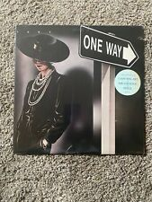 ONE WAY-LADY! Sealed! First Press