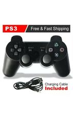 OEM Dual Shock 3 Controller For PlayStation 3 PS3 Controller black