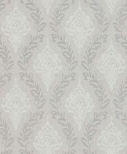 Vliestapete grau Silber barock Visio Erismann 6949-37 (2 /1qm)