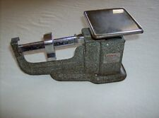 Vintage Triner model 88 0 to 1 pound 1/2 ounce increment weighing postal scale