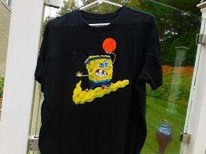 Spongebob Nike Basketball Tshirt