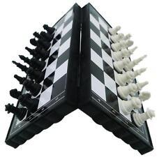 Mini Magnetic Folding Chess Board Game Set Travel For Kids Children Best Gift W