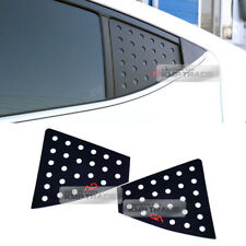 C Pillar Window Glass Sports Plate Mask Red Logo for HYUNDAI 2017-18 Elantra AD