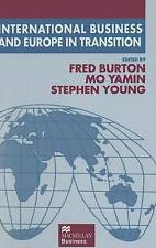 International Business and Europe in Transition (The Academy of International B