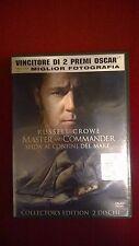 """***FILM IN DVD : """"MASTER AND COMMANDER: SFIDA AI CONFINI DEL MARE"""" - 2xDVD"""