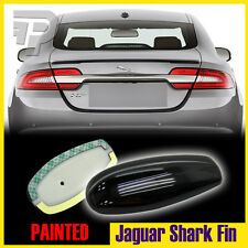 Painted #Black Shark Fin Static Aerial Antenna Universal JAGUAR F / X-Type