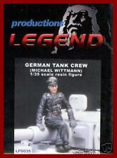 Legend Productions WWII German Michael Wittmann 1/35 Model Kit
