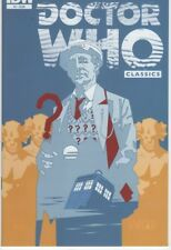 Doctor Who Classics Series 5 #1 comic book The Seventh 7th Doctor TV show series