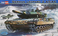 Hobbyboss 1/35 82402 German Leopard 2 A5/A6 Tank Model Hot