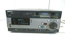 PANASONIC AJ-SD930 VTR DVC PRO 50 DIGITAL RECORDER SDI OUTPUT- Free Shipping