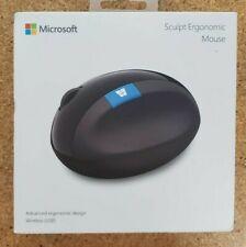 New listing Microsoft Sculpt Ergonomic Wireless Mouse L6V-00001