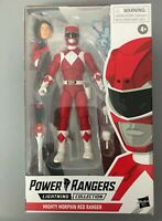 Power Rangers Lightning Collection Mighty Morphin Red Ranger Action Figure