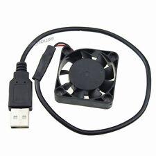 2pcs 40mm 10mm 5V USB Cooler Fan Mini DC Brushless Computer Cooling IDE Fan