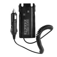 BL-8 Car Charger Battery Eliminator Adapter For Baofeng UV-82 UV-8D Walkietalkie