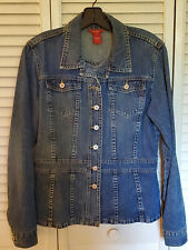 Sundance Catalog Denim Jacket - Size 10