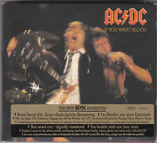 "CD AC/DC ""If you want Blood"" digipack"