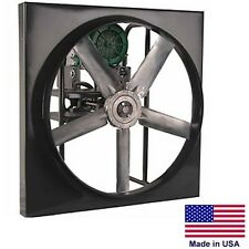 "54"" Exhaust Fan - Belt Drive - 26,500 CFM - 2 HP - 230/460V - 3 Phase - TEFC"