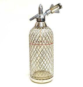 Vintage SODA MAKER sparkling water USSR 1970s