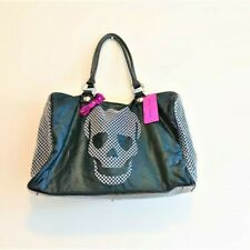 NWT Betsey Johnson Carry Bag / Tote Bag Skill