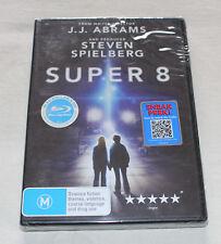 Super 8 (DVD, 2011) New Sealed