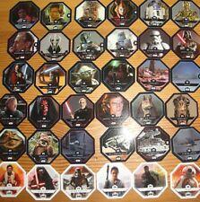 STAR WARS Cosmic Shells  (REWE)  -  26 verschiedene Basiskarten   DISNEY