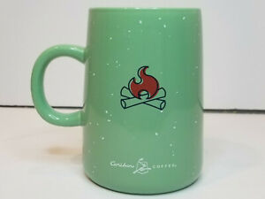 "Caribou Coffee ""Campfire Mocha"" Mug 14oz"