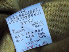 ARNALDO BASSINI GreenShortSleeved50%WoolMix Size90cm(SM)