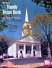 Family Hymn Book: Chords Given for Guitar and Autoharp by Pamela Cooper Bye (Eng