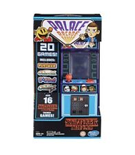 Stranger Things Mini Arcade Hand Held Game Hasbro 20 Games! Free Shipping
