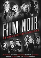 Film Noir 10-Movie Spotlight Collection (Double Indemnity / Touch of Evil / This