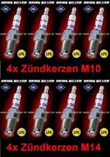 "Satz GAS Zündkerzen ALFA ROMEO 145 146 147 155 156 166 GTV Spider "" Twin Spark """